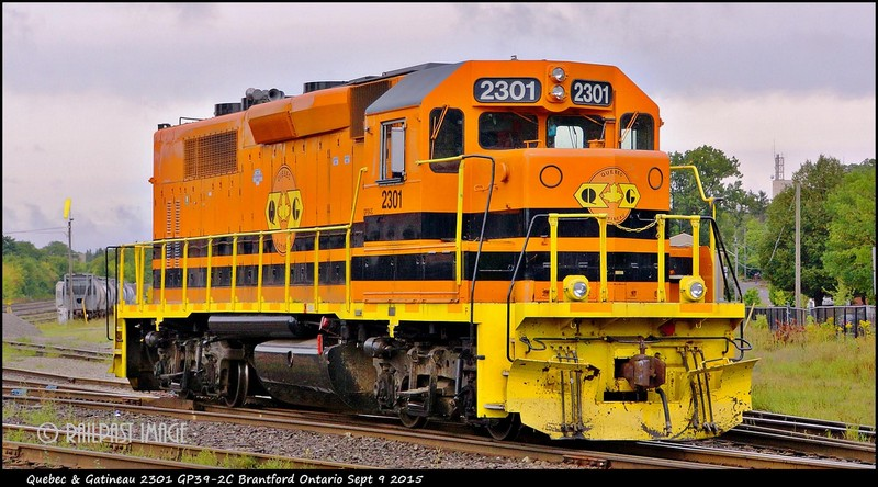 ontario northland railway ont