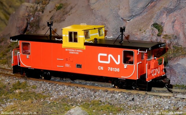 Canadian Railway Observations : Modellers Corner