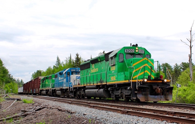 Canadian Railway Observations Shortlines And Regionals