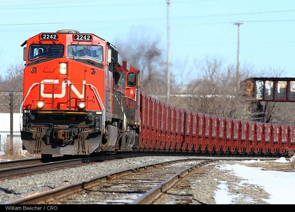 Canadian National in the West Volume 4 (BRMNA) Train Railroad Book Love Matthews